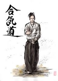 aikido drawing